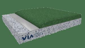 VIACRETE HF high-temp – Green Line Eco